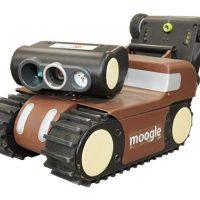 狭小空間点検ロボット moogle